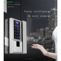 Optical Semiconductor Smart Household Fingerprint Safe Lock for Glass Door thumbnail image