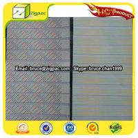 Visa signature strip,signature panel sticker,visa signature panel