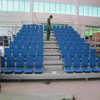 multipurpose stadium automatic folding grandstand