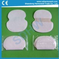 Skin color armpit sweat pads AP-06