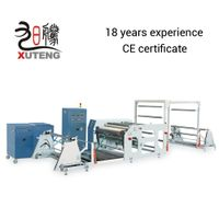 Very Popular Hot Melt Glue Coating Machine China