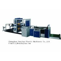 Flexographic 4color and 6 color Printing Machine(roll to roll print)