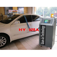 Movable ozone generator for car air purification and sterilization