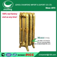 Decorative Antique Cast Iron Heat Radiators V3-760 for home heating