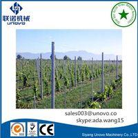 environmental grape steel pillar