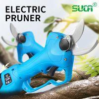 SUCA SC-8603 Electric Pruning Shears with Li-battery/electric pruner/electric pruning scissor thumbnail image