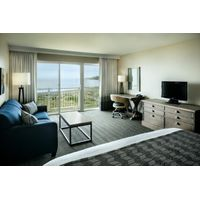 Concise and modern hotel bedroom furniture thumbnail image