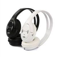Card Wireless Earphones Headphones Music MP3 Player TF Card FM radio Headset thumbnail image