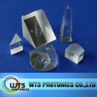 Opticlal prisms wedge, right angle, penta, roof, dove,littrow,tapered prisms