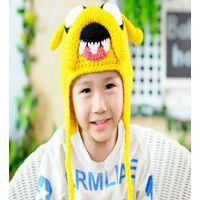 handmade winter hats for children