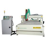 cnc router woodworking machine Automatic Tool Change
