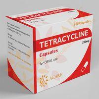 Tetracycline Hydrochloride Capsules 250mg 500mg thumbnail image