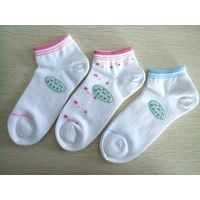 Jacquard Lady Socks