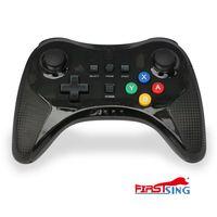Firstsing Wireless Bluetooth Dual Analog Gamepad Controller Game Pad Joystick for Nintendo Wii U PRO thumbnail image