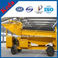 Professional Manufacturer Trommel drum screen with large capacity thumbnail image