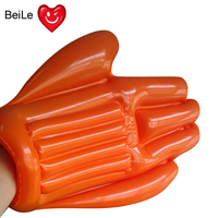 Advertising PVC inflatable finger hand