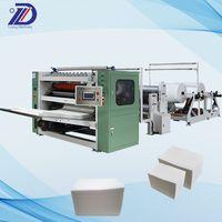 Facial tissue folding machine Facial Tissue Paper Folding Machine Facial Tissue Machine Chinese