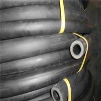 Heat Resistant Smooth Surface Rubber Hose With Cloth Insert thumbnail image