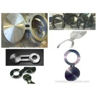 DN15-DN600 PN16 Stainless steel spectacle blind flange/figure 8 flange ANSI B16.5 thumbnail image