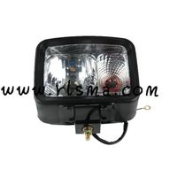 XGMA SPARE PARTS left lamp assembly 42B0042