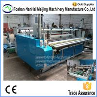 Full Automatic Nonwoven Fabric Perforating Rewinding Machine