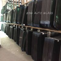 aftermarket laminated front car glass