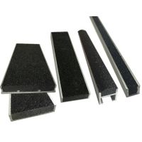 Low price waterproof outside anti slip step treads