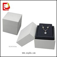 Jewelry box  diamond necklace box   jewelry box supplier
