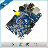 New style!1GB Banana PI stronger and stable than Raspberry PI Model B compatible with cubieboard