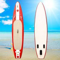 non slip EVA pad Inflatable SUP boards stand up paddle boards