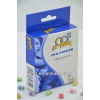customized deluxe condom with durex quality