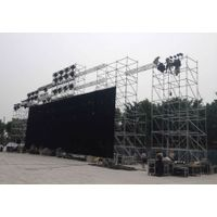 P8mm Stadium Sports LED Display Ground Stand LED Advertising Banner Video Screen thumbnail image