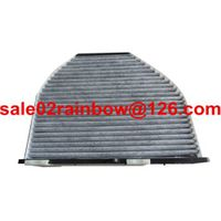 Top Quality Cabin Air Filter Replacement 212 -830 0018 with Long Fiber, Short Fiber, Non-woven, Poll