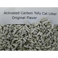 Activated charcoal natural cat litter thumbnail image