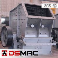 DPX series single-stage fine hammer crusher