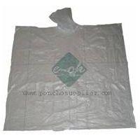 biodegradable Rain Ponchos/Degradable Rain Ponchos/EPI rain ponchos/Clear Rain Ponchos/Emergency Rai