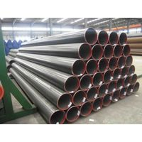 API 5L anti corrosion natural oil and gas LSAW steel pipe/ASTM A252 Piling Pipe