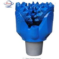 """High quality IADC211 5 3/4"""" water well drilling machine milled/steel tooth tricone bit thumbnail image"""