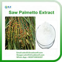 Natual Saw palmetto extract CAS: 67701-06-8