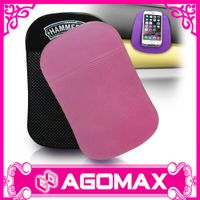 Hot promotional magic PU gel car sticky pad anti slip mat