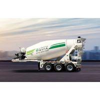 Sinotuk series concrete mixer truck