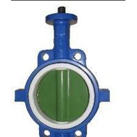 valve, butterfly valve, Disc & Body Casting, api609Available, Ductile Stainless Steel Disc, WAFER/LU thumbnail image