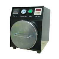 2015 Mini cooker Style Autoclave Machine,OCA refurbishing machine for screen
