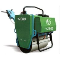 Hot Sale! 0.3 tons Walk-Behind Vibratory Roller(YZS03)