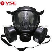 CE EN 3M fireman nbc gas mask