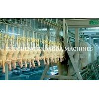 HALAL POULTRY SLAUGHTER MACHINES LINE