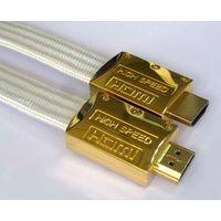 HIGH SPEED HDMI CABLE, matal shell, GOLD thumbnail image