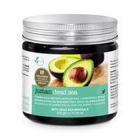 Collagen & Avocado black Extract Mud Facial Essence Mask With Dead Sea Minerals