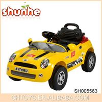 Mini electric children car R/C ride on car 3 colors with CE certificate