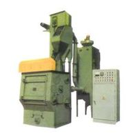 Tumble belt shot blasting machines